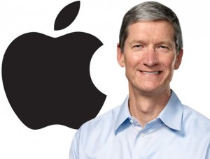 Tim Cook-apple