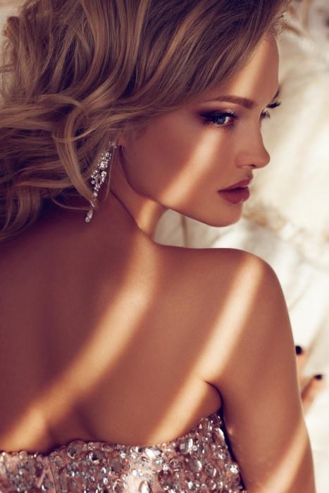 femeie admirata